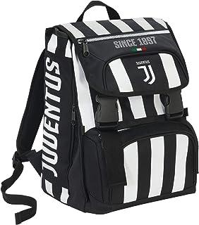 Zaino Sdopp.big Juventus Coaches Mochila infantil 41 centimeters 28 Negro (Bianco e Nero)