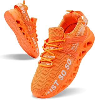 Mens Runing Shoes Athletic Walking Tennis Lightweight Breathable Shoes Non Slip