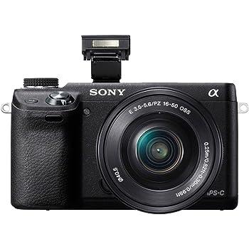 Sony NEX-6L - Cámara Evil de 16.1 MP (Pantalla 3