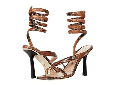 Stuart Weitzman Beatrix 100 Wrap Sandal