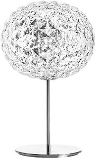Kartell Planet, Lampe de Table avec Structure En Métal, Cristal, avec Variateur de Lumière