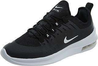 Womens Air Max Axis Running Shoes (6.5) Black/White