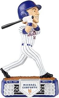 BHOF Michael Conforto New York Mets Stadium Lights Special Edition Bobblehead MLB