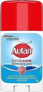 AUTAN Family Care - Barra Repelente de Mosquitos de Acción