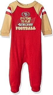 49ers baby pajamas