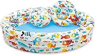 Intex 59469NP 3 Ring Pool Set - Fishbowl