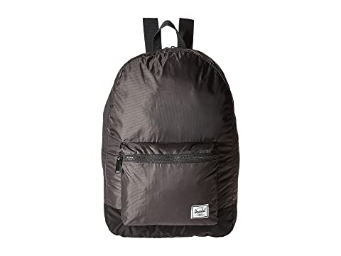 Shadow Supply Negro Daypack Packable Dark Herschel Co qPawU