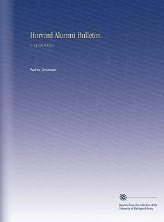 harvard alumni bulletin