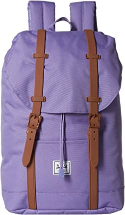 Aster Purple/Saddle Brown