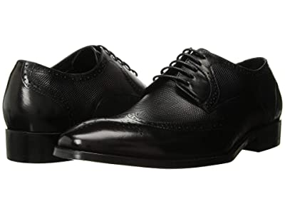 Stacy Adams Lindell Wingtip Oxford (Black) Men