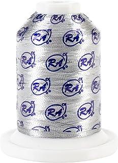 Robison-Anton J Metallic Thread, 1000-Yard, Aluminum