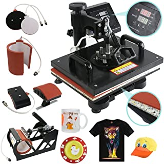 5 In 1 Digital Heat Press Machine Sublimation Printer TOP SELLING ITEM