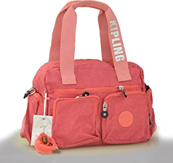 Fuchia Cross bag from Kipling