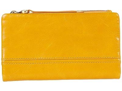 Hobo Haye (Mustard Vintage Hide) Handbags