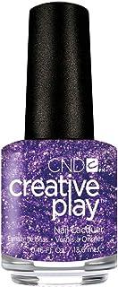 CND Creative Play Lacquer - Miss Purplelarity - 0.46oz / 13.6ml