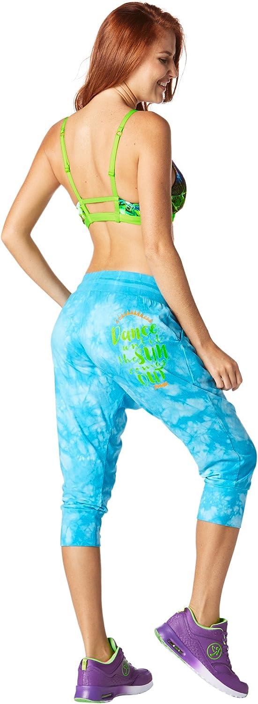 Zumba Fitness Damen Hose Cargo Pants