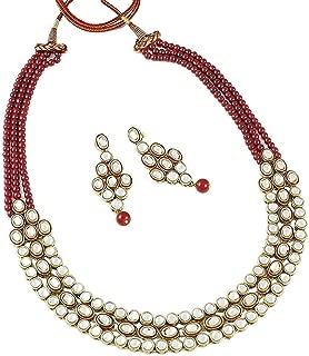 necklace kundan