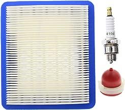 Carbhub Air Filter for Briggs & Stratton 491588 491588S 399959 3.5-6.5HP Quantum Engine 625-1575 series Toro TXP Mower Recycler 22