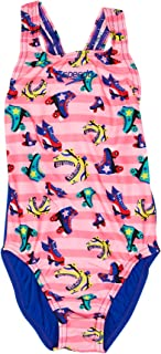 Speedo Girls Girls Medalist One Piece - Kids Polyester