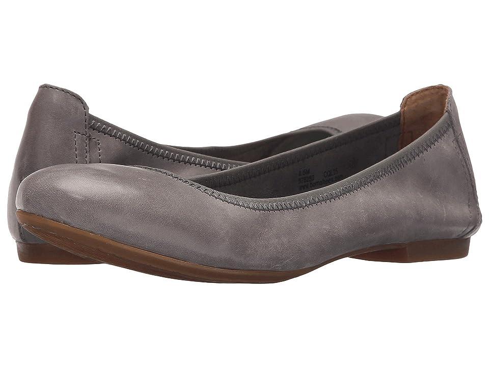 Born Julianne (Grey Full Grain Leather) Women