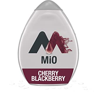 MiO Cherry Blackberry Liquid Water Enhancer Drink Mix (1.62 fl oz Bottle)