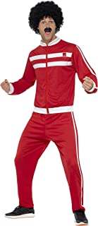 Men's 80s Height of Fashion Shell Suit Costume, Male