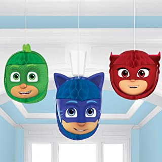 Amscan PJ Masks Honeycomb Balls 3 ct.