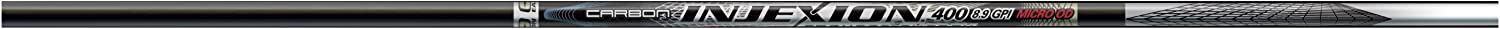 Easton Aluminum 12Pk Carbon Injexion Shafts, 400