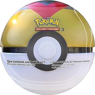 Pokémon Pokéball 3 boosters (Modèle aléatoire) -Jeu de Cartes à Collectionner-Sets et Coffrets, POKBAL2101