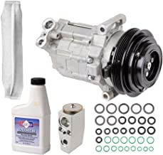 For Chevy Camaro 2010-2015 AC Compressor w/A/C Repair Kit - BuyAutoParts 60-81633RK NEW