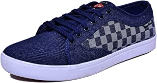 Black Tiger Men's Casual Shoes 8083-Blue