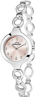 Chronostar R3753275503 Selena Year Round Analog Quartz Silver Watch
