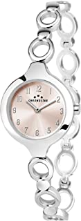 Chronostar R3753275503 Selena Year Round Analog Quartz Silver Watch