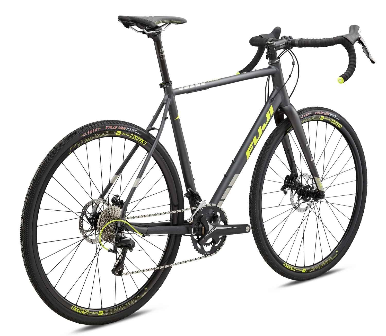 Fuji Bicicleta de Carretera Gravel Bike Jari 1.3 2018 – 61 cm ...