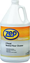 Zep Professional 1041452 Z-Tread Neutral Floor Cleaner, 1gal Bottle (Case of 4)