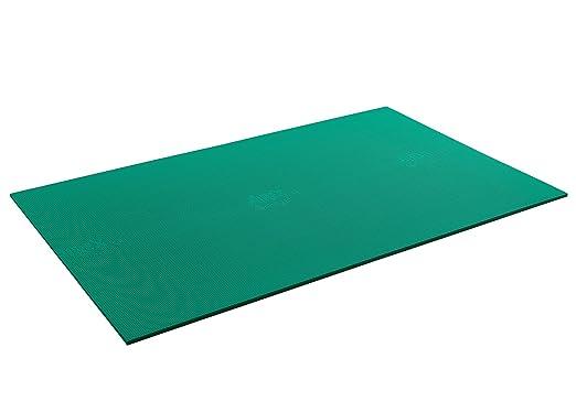 """Airex 32-1234g Exercise Mat Atlas 78/"""" X 48/"""" X 0.63/"""" Green"""