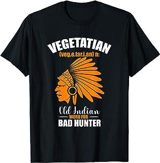 Hunting Indian Hunter T-Shirt