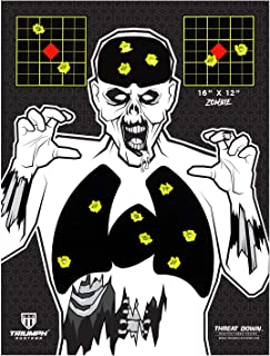 Visual Vital Splatter Target | 16