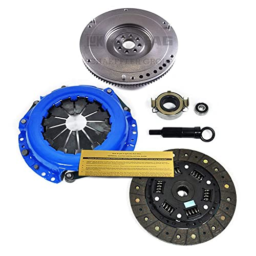EFT STAGE 1 CLUTCH KIT & OEM FLYWHEEL for 2000-2005 TOYOTA CELICA GT 1.8