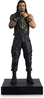 WWE Roman Reigns Hero Collector Figure with Magazine Black