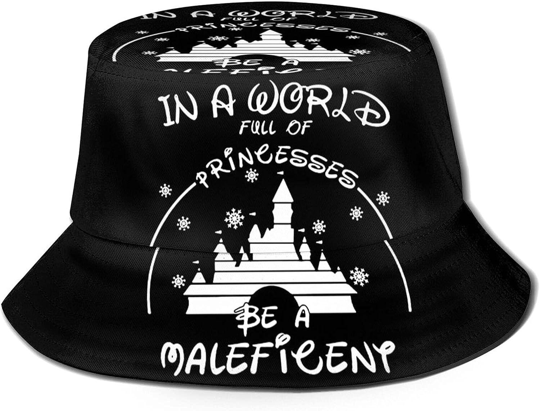 in A World Full of Princesses Max Luxury goods 64% OFF Unisex P Bucket Hat Sun Summer
