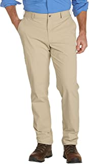 Coolibar UPF 50+ Men's Marco Summer Casual Pants - Sun Protective