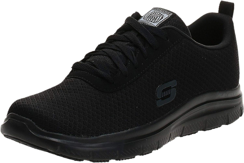 Discount is also underway Fashionable Skechers Men's Flex Advantage Work Shoe Bendon