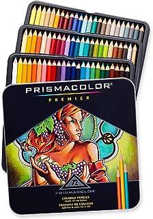اقلام رصاص بريمير سوفت كور الملونة من بريزما كلر، 72 قطعة