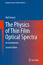 The Physics of Thin Film Optical Spectra: An Introduction (Springer Series in Surface Sciences Book 44)