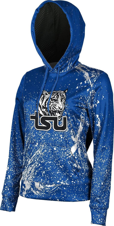 ProSphere Tennessee State University Girls' Pullover Hoodie, School Spirit Sweatshirt (Splatter)
