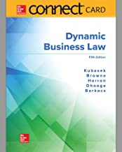 Connect Access Card for Dynamic Business Law