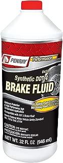 Penray 6432 Synthetic DOT 4 Brake Fluid - 32-Ounce Bottle