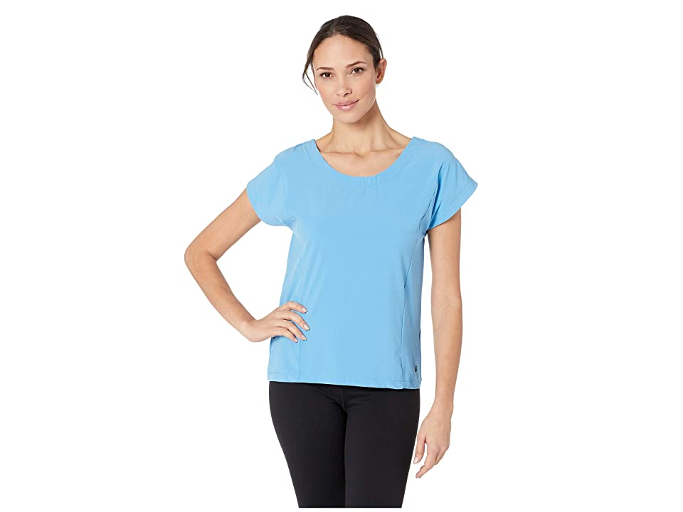 Helly Hansen Siren T-Shirt (Cornflower) Women