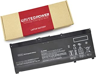 United Power SR04XL 917724-855 Battery for HP Pavilion 15, HP Omen 15 Series 917724-856 917678-171 917678-271 SR04070XL-PL 15.4V, 70Wh 4 Cell